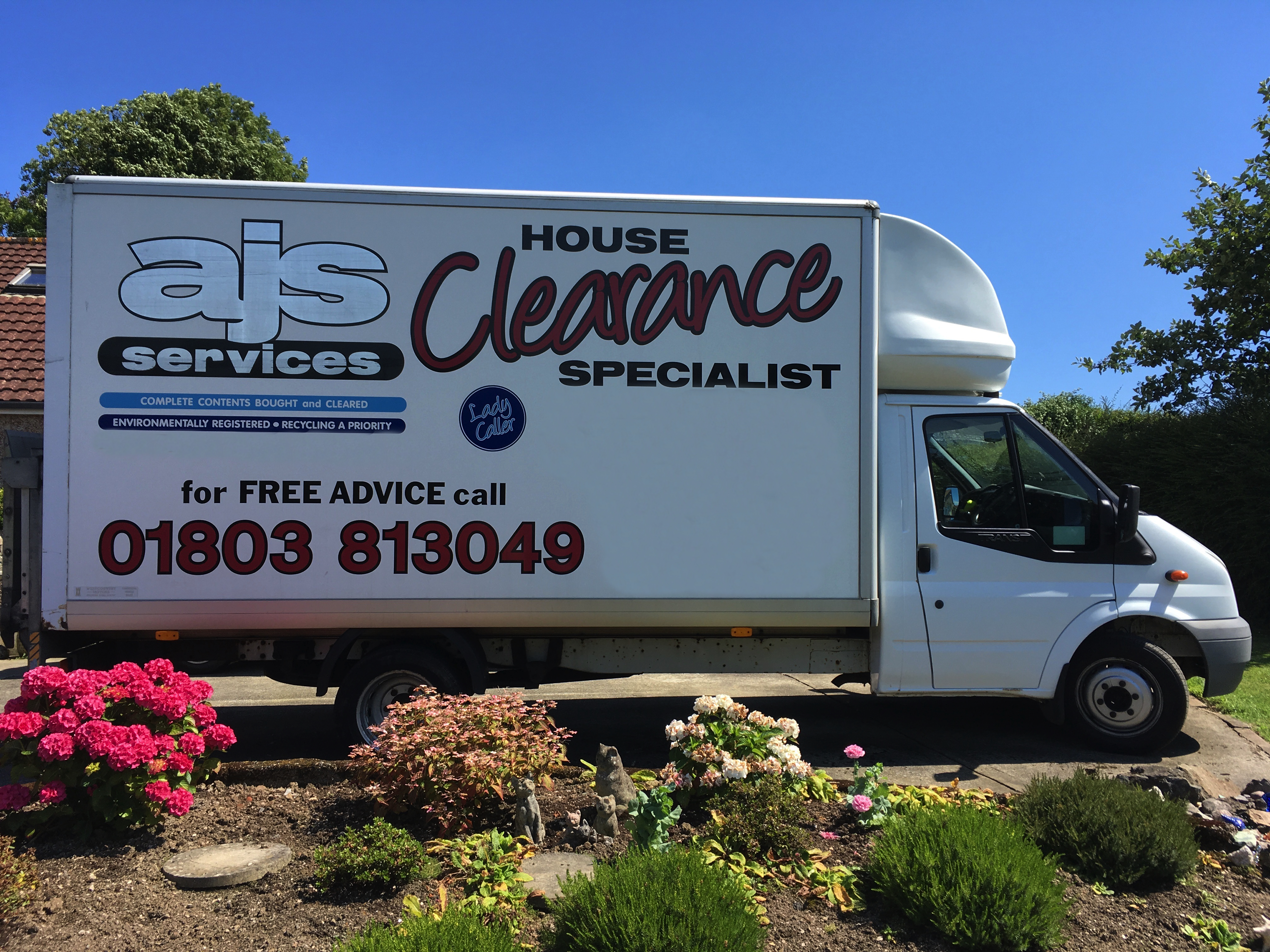 House Clearance Dawlish